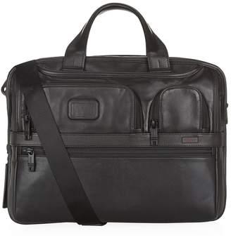 Tumi Alpha 2 Expandable Organizer Briefcase