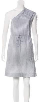 Steven Alan Striped Knee-Length Dress