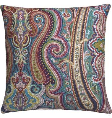 Jubilee Paisley Pillow