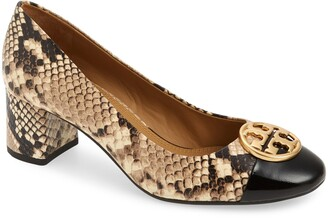 Tory Burch Chelsea Cap Toe Pump