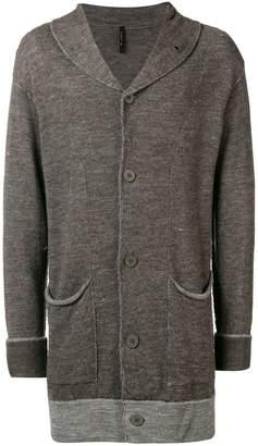 Transit buttoned cardigan