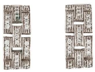 Cartier Maillon Panthère Earrings