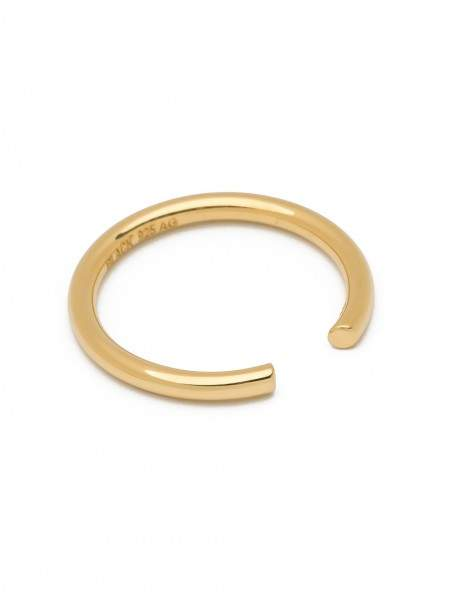 Styleserver DE Maria Black Ring Phoenix Mini Hochglanz vergoldet 52