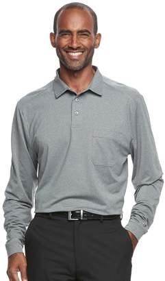 Equipment Big & Tall Grand Slam MotionFlow 360 Regular-Fit Pocket Golf Polo