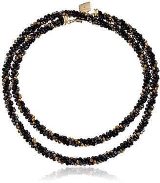 Anne Klein Gold-Tone Strand Necklace