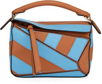 Loewe Mini Puzzle Rugby Small Shoulder Bag