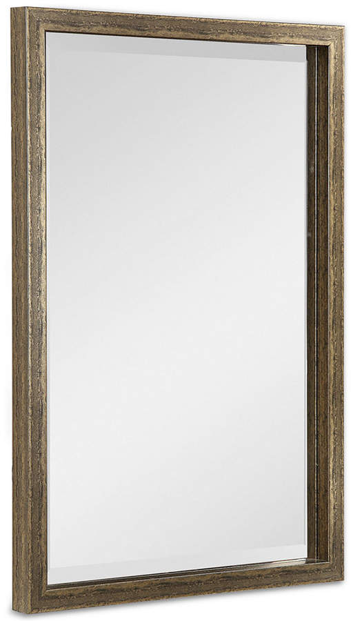 Uttermost Aburay Tarnished Silver Mirror