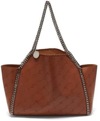 385fc471c4 Stella McCartney Falabella Reversible Faux Leather Tote - Womens - Tan