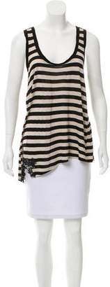 Ella Moss Sleeveless Knit Top