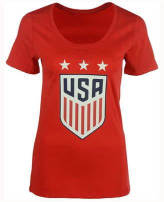 Nike Women's Usa National Team Crest T-Shirt