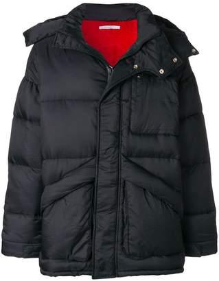 Givenchy hooded puffer jacket