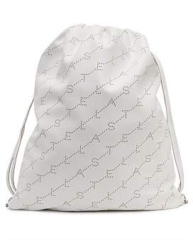 Stella McCartney Perforated Soft Backpack