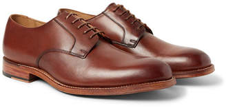 Grenson Liam Leather Derby Shoes