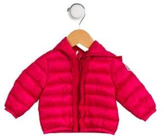 Moncler Girls' Down Puffer Coat