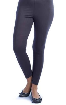 24/7 Comfort Apparel Ankle Length Knit Leggings