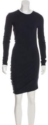 Alexander Wang Lightweight Midi Knit Dress