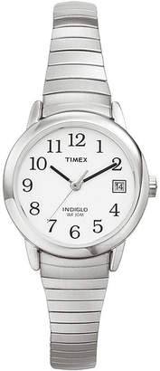 Timex Easy Reader Womens Stainless Steel Expansion Bracelet Watch T2H3719J
