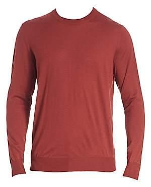 Brunello Cucinelli Men's Wool/Cashmere Crewneck Sweater