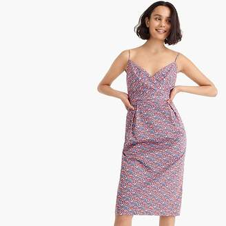 J.Crew Petite summer party dress in Liberty® Betsy Ann floral