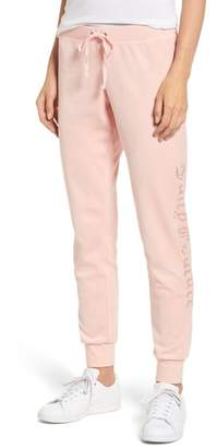 Juicy Couture Zuma Crystal Velour Pants