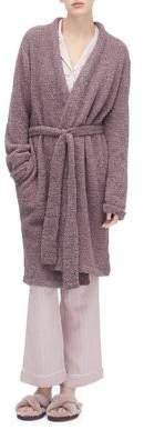 UGG Textured Plush Robe