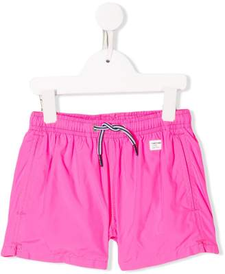 MC2 Saint Barth Kids Pantone swimming shorts