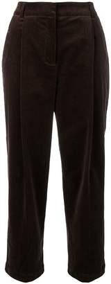 YMC wide leg corduroy trousers
