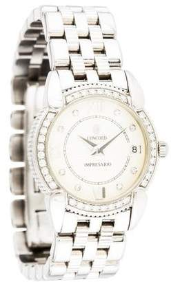 Concord Diamond Impresario Watch