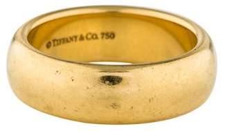 Tiffany & Co. 18K Wedding Band