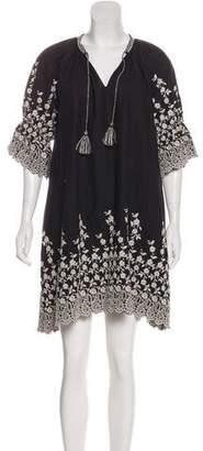 Ulla Johnson embroidered Mini Dress