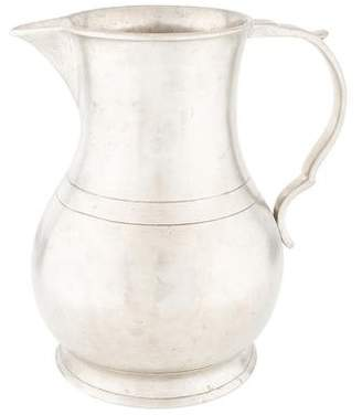 Match Pewter Water Pitcher