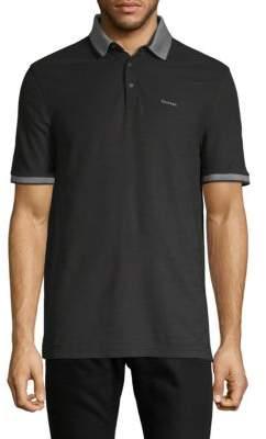 Calvin Klein Pique Cotton Polo