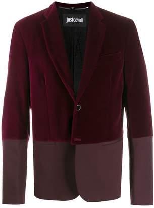 Just Cavalli two tone blazer