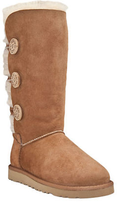 Ugg Bailey Triplet Tall Boots $220 thestylecure.com