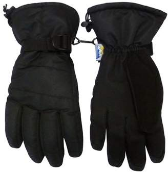 N'Ice Caps NICE CAPS Mens Adults Thinsulate Waterproof High Performance Winter Snow Ski Skiing Gloves - For Cold Weather