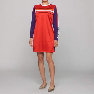 Kenzo (ケンゾー) - Kenzo Patch Long Sleeves Dress