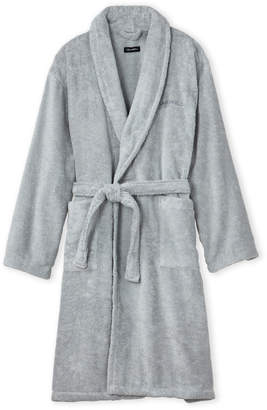 Karl Lagerfeld Small/Medium Pearl Terry Cloth Robe