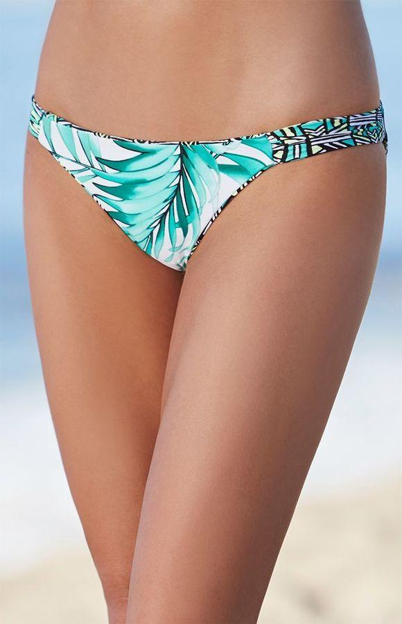 Body GloveBody Glove Tropi-cal Bali Reversible Skimpy Bikini Bottom