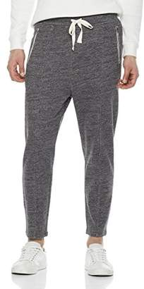 Rebel Canyon Young Men's Drop Crotch Fleece Jogger Pant