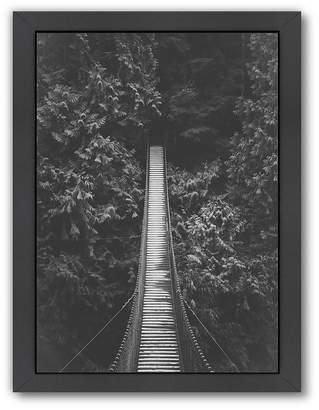 Americanflat Lynn Valley Vancouver Print Art, Print Only