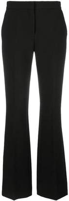 Victoria Beckham Victoria flared tailored trousers