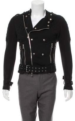Balmain Perfecto Zip Sweatshirt