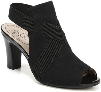 LifeStride Cacey Women's High Heel Ankle Boots