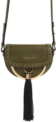 Balmain Domain 18 Glove Leather Shoulder Bag