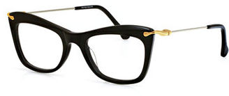 Elizabeth and James Chrystie Cat-Eye Optical Frames $215 thestylecure.com