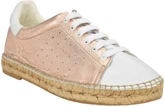 Andrew Stevens Lace Up Sneakers - Terra
