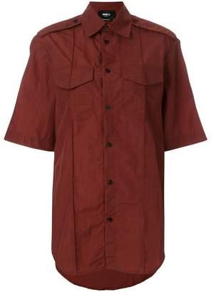 Yang Li oversized shortsleeved shirt