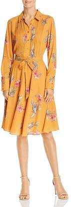 Nanette Lepore nanette Floral Shirt Dress
