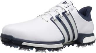 adidas Men's Tour 360 Boost Ftwwht/Std Golf Shoe