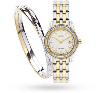 Citizen Exclusive Ladies Gift Set - Exclusive